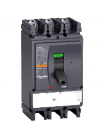 NSX400...630 LV433604 - Compact NSX - disjoncteur NSX400R - Micrologic 1.3 M - 320 A - 3 P 3d , Schneider Electric
