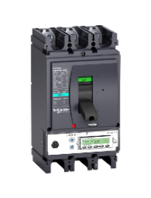NSX400...630 LV433626 - Compact NSX - disjoncteur NSX400HB1 - Micrologic 5.3 E - 400 A - 3 P 3d , Schneider Electric