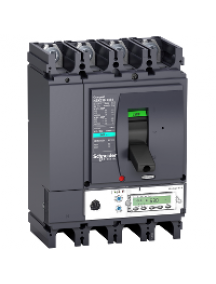NSX400...630 LV433629 - Compact NSX - disjoncteur NSX400HB1 - Micrologic 6.3 E - 400 A - 4 P 4d , Schneider Electric
