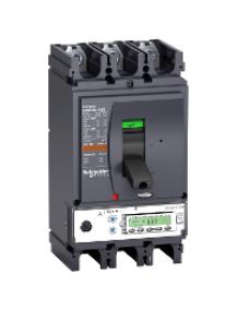 NSX400...630 LV433650 - Compact NSX - disjoncteur NSX400HB2 - Micrologic 6.3 E-M - 320 A - 3 P 3d , Schneider Electric
