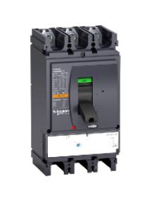 NSX400...630 LV433702 - Compact NSX - disjoncteur NSX630R - Micrologic 1.3 M - 500 A - 3 P 3d , Schneider Electric