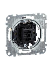Merten inserts MTN311201 - Aquadesign - mécanisme interrupteur bipolaire 20A/250 Vca - bornes à vis , Schneider Electric