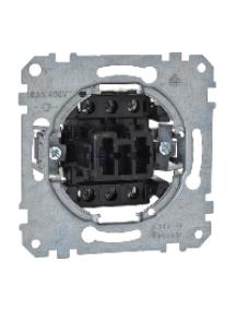 Merten inserts MTN311300 - Rocker switch insert 16 A, one-way, 3-pole, screw terminals , Schneider Electric