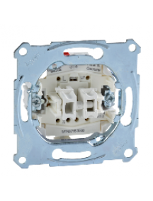 Merten inserts MTN3715-0000 - Merten - interrupteur de volets roulants , Schneider Electric