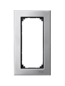 MTN403860 - PLAQUE JUME PLAN METAL CHR BRI , Schneider Electric