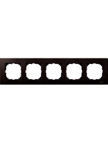 MTN4055-3471 - PLAQUE QTLE PLAN WENGE , Schneider Electric