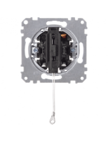 Merten inserts MTN436600 - Two-way pull-cord switch insert, two-way , Schneider Electric