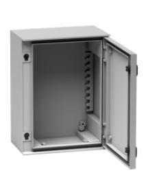 NSYPLM43G - Thalassa PLM - Coffret polyester 430x330x200 - IP66 Ral 7035 , Schneider Electric