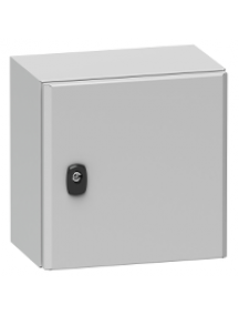 NSYS3D10830 - Spacial S3D - H1000xL800xP300 - porte pleine , Schneider Electric