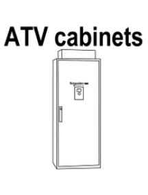 Altivar 61 Plus VW3AE1801 - COMMUTAREURACLE , Schneider Electric