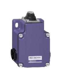 OsiSense XC XC1AC121 - OsiSense XC1AC - inter. de position - poussoir en bout - 1O+1F - décalés , Schneider Electric