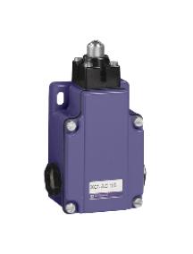 OsiSense XC XC1AC125 - OsiSense XC1AC - inter. de position - poussoir à bille - 1O+1F - décalés , Schneider Electric