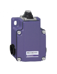 OsiSense XC XC1AC141 - OsiSense XC1AC - inter. de position - poussoir en bout - 2O - simultanés , Schneider Electric