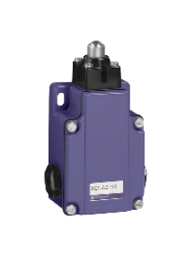 OsiSense XC XC1AC155 - OsiSense XC1AC - inter. de position - poussoir à bille - 2F - simultanés , Schneider Electric
