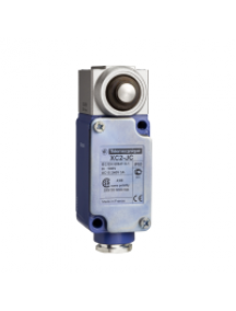 OsiSense XC XC2JC163 - OsiSense XC2J - inter. de position - poussoir de coté métal -1O/F , Schneider Electric