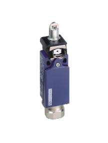 OsiSense XC XCDR2102P20 - OsiSense XCDR - inter. de pos. - poussoir à galet acier -1O+1F- brusque - M20 , Schneider Electric
