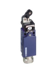 OsiSense XC XCDR2121N12 - interrupteur de position XCDR levier à galet, attaque latérale 1 O plus 1 F , Schneider Electric