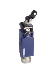 OsiSense XC XCDR2127P20 - OsiSense XCDR - inter. de pos. - levier à galet plast.V -1O+1F- brusque - M20 , Schneider Electric