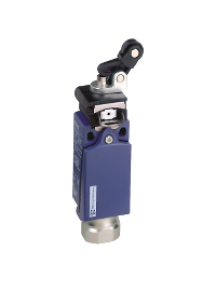 OsiSense XC XCDR2527N12 - interrupteur de position XCDR levier à galet, attaque verticale 1 O plus 1 F , Schneider Electric
