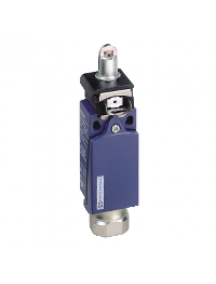 OsiSense XC XCDR3902G13 - OsiSense XCDR - inter. de pos. - poussoir à galet acier -1O+1F- brusque - Pg13 , Schneider Electric