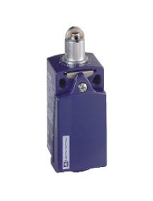 OsiSense XC XCKD2102P16 - OsiSense XCKD - inter. de pos. - poussoir à galet acier -1O+1F- brusque - M16 , Schneider Electric