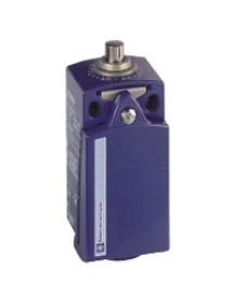OsiSense XC XCKD2110P16 - OsiSense XCKD - inter. de pos. - poussoir métal -1O+1F- brusque - M16 , Schneider Electric