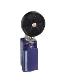OsiSense XC XCKD2139P16 - OsiSense XCKD - inter. de pos. - levier galet plast. Ø50mm -1O+1F- brusque - M16 , Schneider Electric