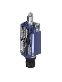 OsiSense ATEX D XCKD3902P16EX - IDP METALLIQUE GALET ACIER , Schneider Electric
